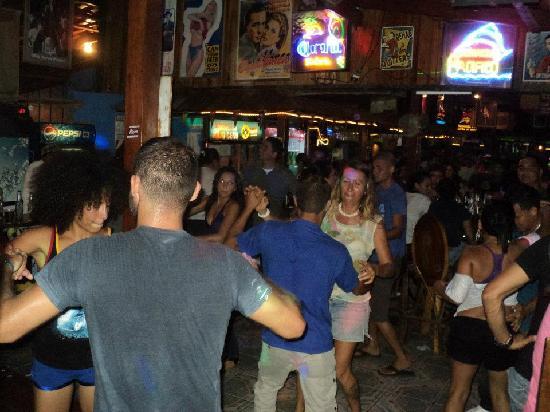 Man Cave Jaco : Le loft club jaco bachelor party costa rica